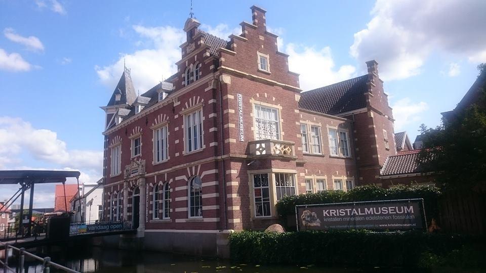 Het Kristalmuseum
